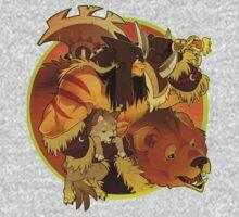 Beastmaster Rexxar by Danni Beth