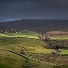 Ribblesdale, Yorkshire by Dave Milnes