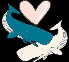 Whale Love by kwg2200
