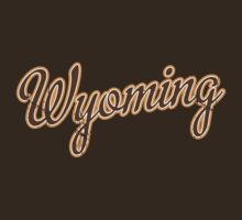 Wyoming Script VINTAGE Brown by Carolina Swagger