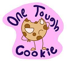 One Tough Cookie by HellaRadRaccoon