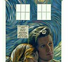 11 and Amy Tardis  by thewhovianblog