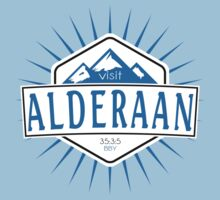 Visit Alderaan - While You Can Kids Clothes