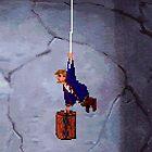 Monkey Island II by Maya Pixelskaya