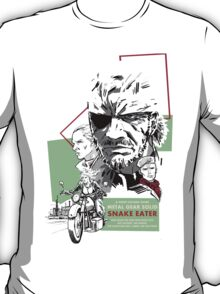 Metal Gear Solid 3: Snake Eater T-Shirt
