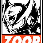 Zero Zoop Obey Design by SquallAndSeifer