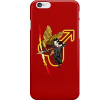 Katniss Flame Sniper iPhone Case/Skin