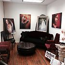 Studio Pic 1 by Marcelle Raphael