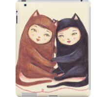 The Love Cats iPad Case/Skin