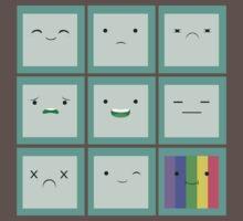 Emoticon by LeekFish