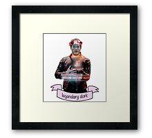 Peter Quill Framed Print