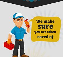 Hire the Experienced Plumbers of Beehive Plumbing by plumbers01