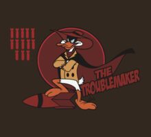 Negaduck-The Troublemaker by goku-san