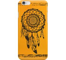 Sacred Dream | Amber Yellow iPhone Case/Skin