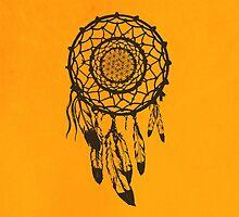 Sacred Dream   Amber Yellow by Daniel Watts