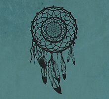 Sacred Dream | Deep Turquoise  by Daniel Watts