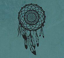 Sacred Dream   Deep Turquoise  by Daniel Watts