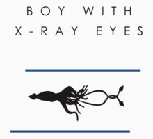 Boy With X-Ray Eyes (Airfix Democracies artwork) by jezkemp