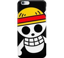 Mugiwara Flag  iPhone Case/Skin