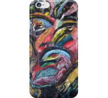 Selfportrait Colorful iPhone Case/Skin