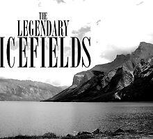 The Legendary Icefields by LegendaryTravel