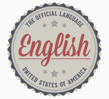 The Official Language T-Shirt