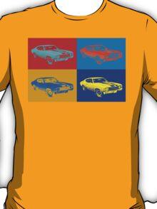 1971 chevrolet Chevelle SS pop Art T-Shirt