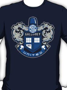 The Gallifrey United T-Shirt