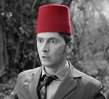 Tennant in a Fez by thewhovianblog