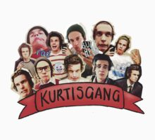 Kurtis Gang T-Shirt by adelelynch