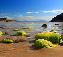 Fintragh Bay Beach by Adrian McGlynn