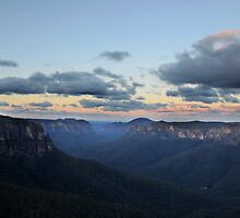 Govetts Leap by CarleyBeth