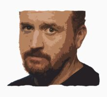 Louis CK by jonfrobinson