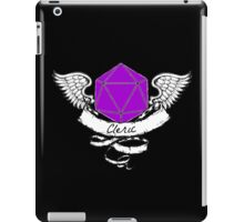 Cleric Dungeons and Dragons  iPad Case/Skin