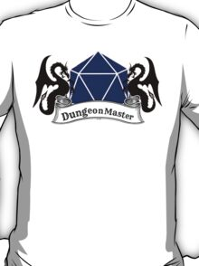 Dungeon Master Dungeons and Dragons T-Shirt