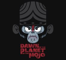 DAWN OF THE PLANET OF THE MOJO by Alienbiker23