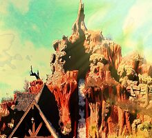 Splash Mountain by southernmissfan