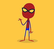 Little Spider-Man by arifaj