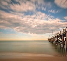 Grange Jetty by Mark Cooper