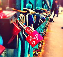 Love lock by alexasher