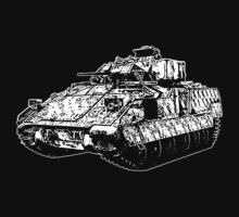 M2 Bradley by deathdagger