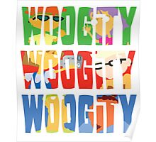 Woogity, Woogity, Woogity Poster