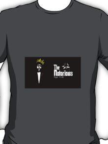 Notorious Biggie Godfather  T-Shirt