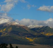 Autumn In The Sangres by Gary Benson