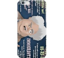 Drunk Uncle iPhone Case/Skin