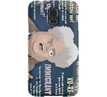 Drunk Uncle Samsung Galaxy Case/Skin