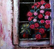 Mimi's Window by Susan Bergstrom