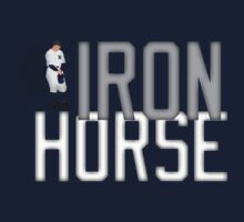 Gehrig - Iron Horse by twosevendesigns