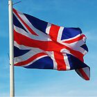 British Flag. by Splimse