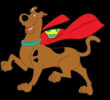 Super Scooby by Lindsey Reese